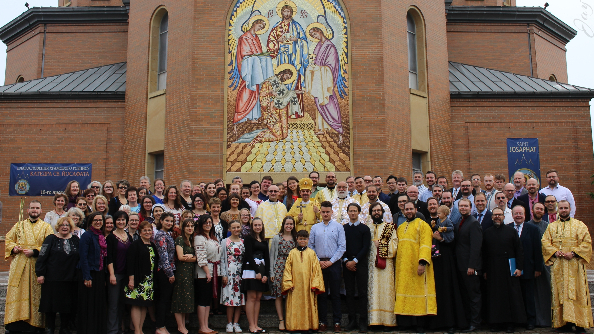 Participants of SINGCON 2018 St. Josephat's Cathedral, PARMA OHIO October 7th photo J.Korban