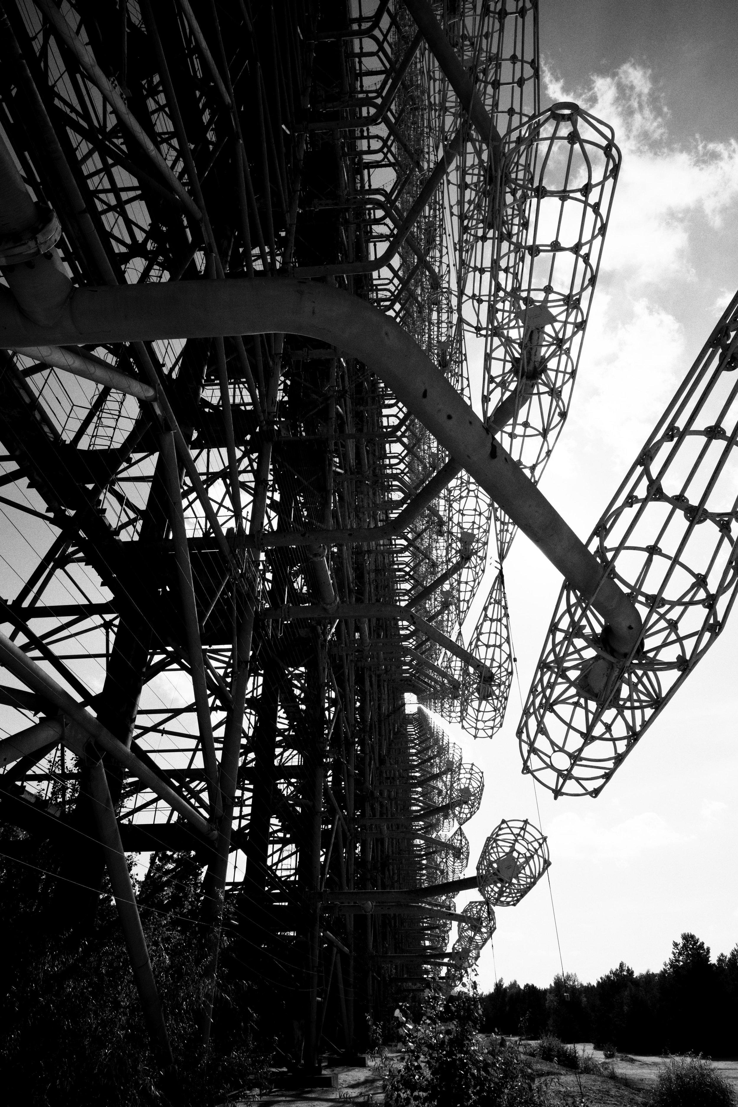 We hear you. Chernobyl II, Ukraine Leica SL 21mm f/3.4 Super Elmar © Keith R. Sbiral, 2018