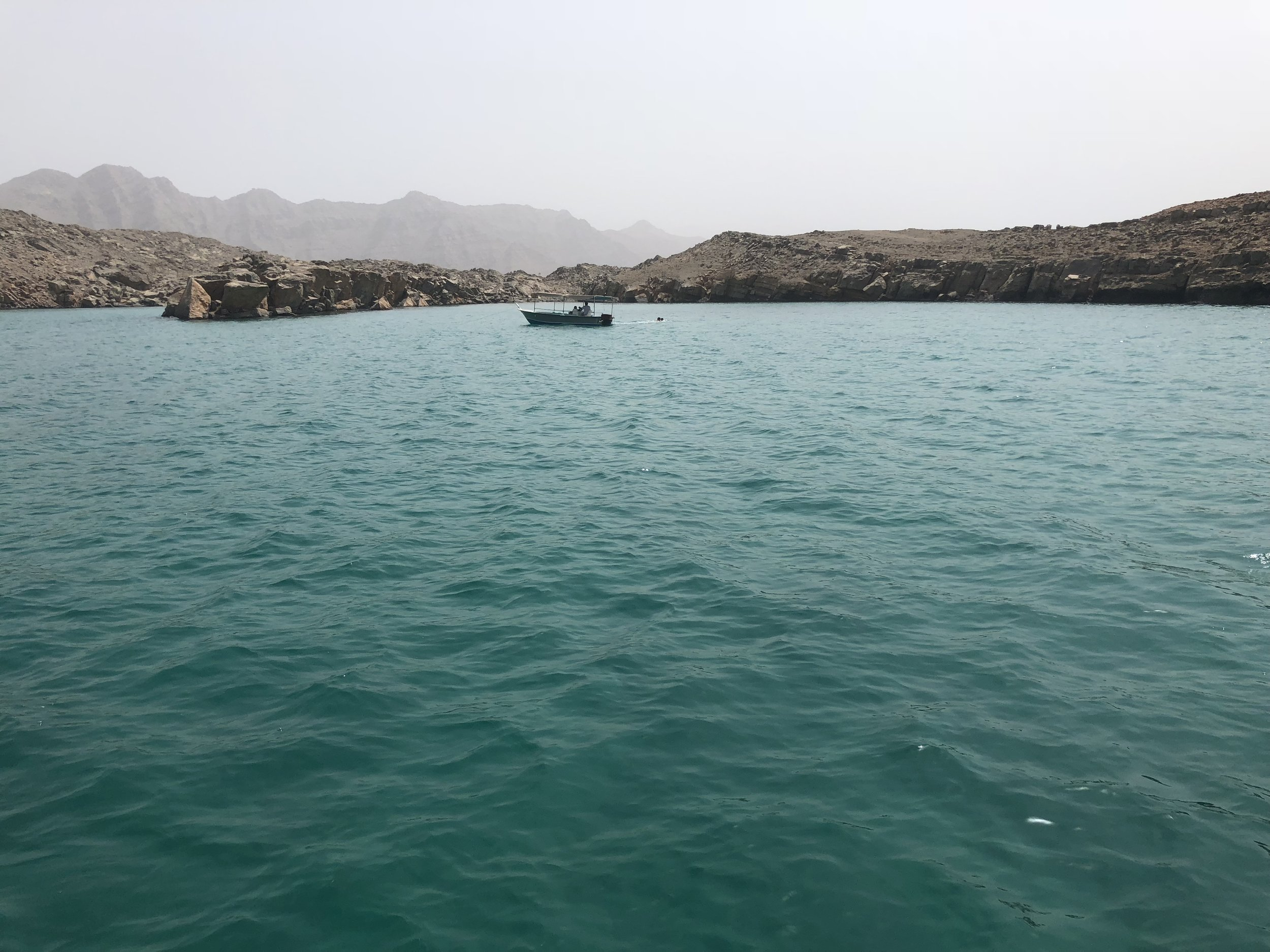Fjords of Oman