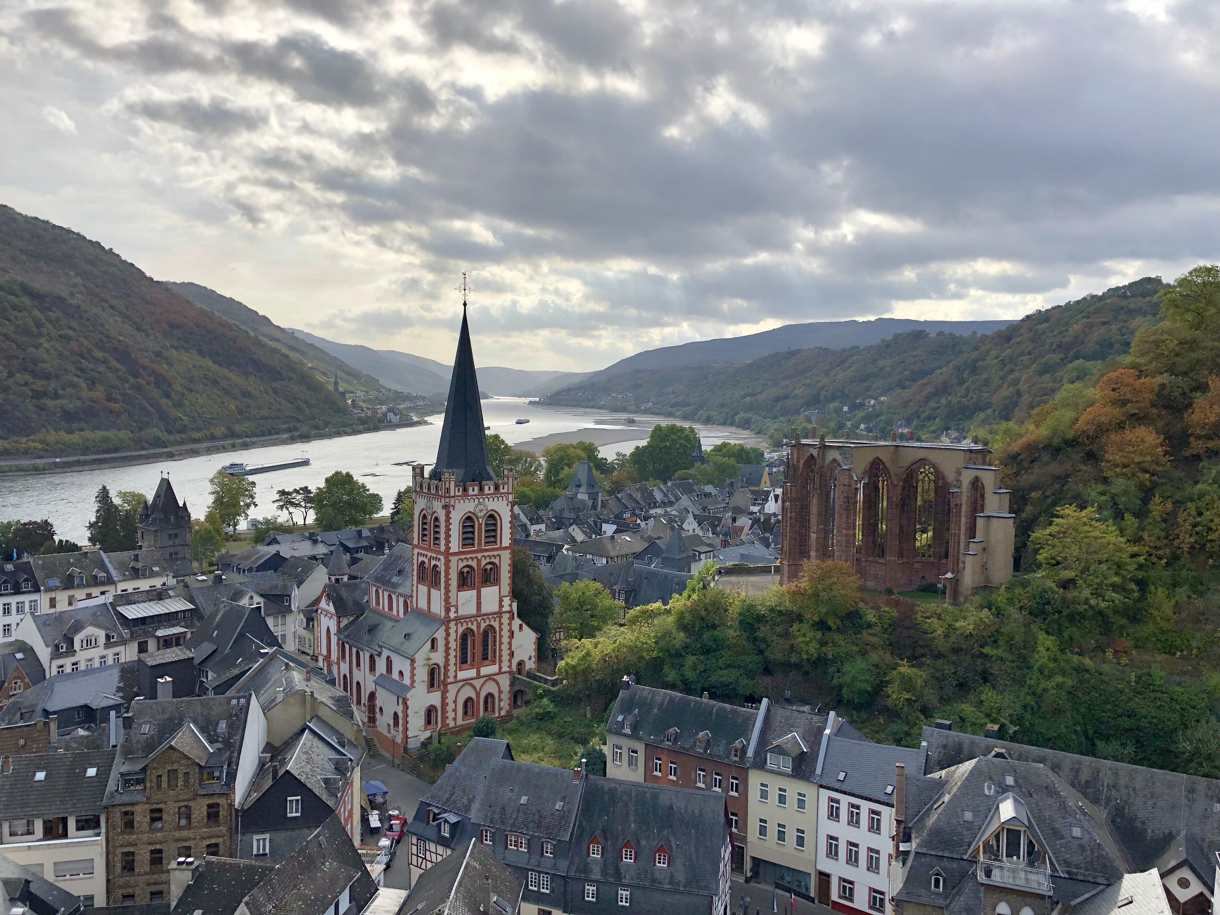 Bacharach, Germany, 2018