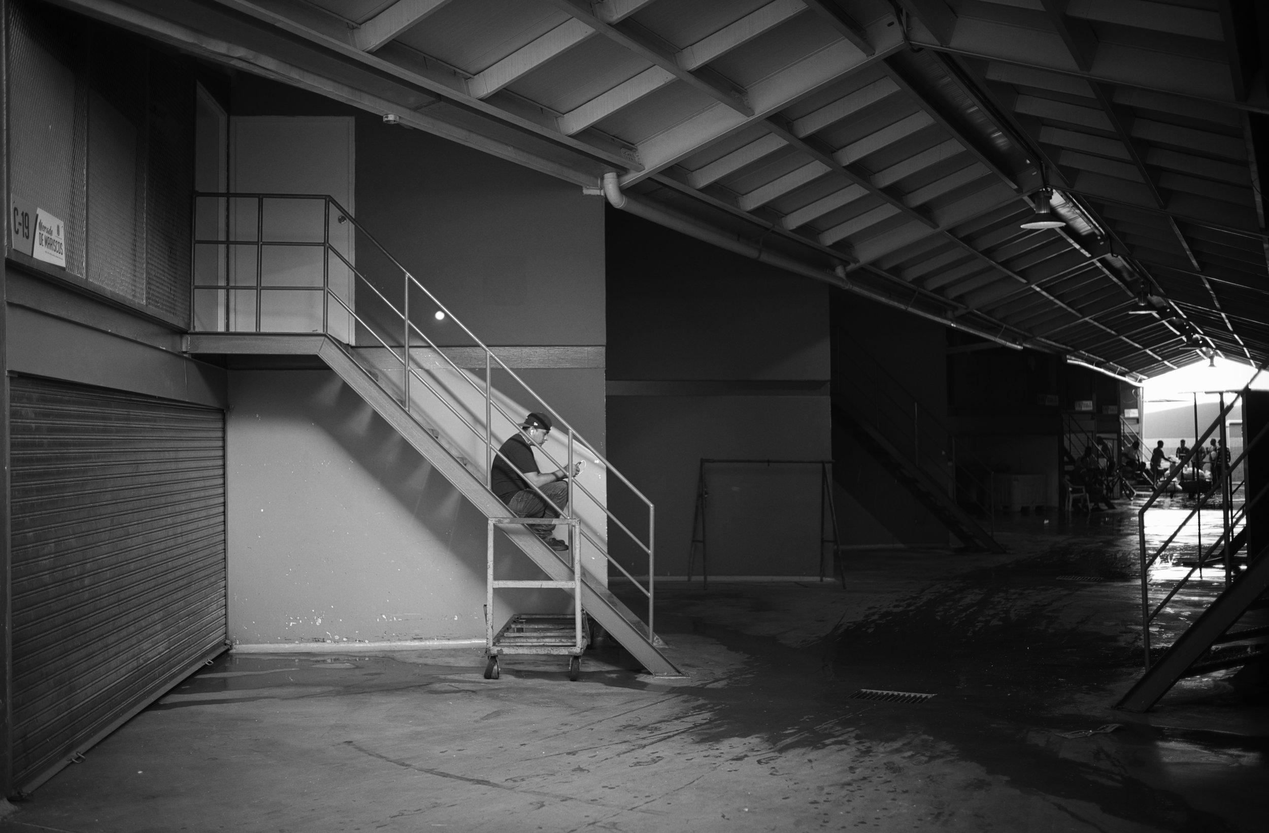 Fish Man Panama City, Panama Leica SL 35mm f/1.4 FLE Summilux © Keith R. Sbiral, 2018