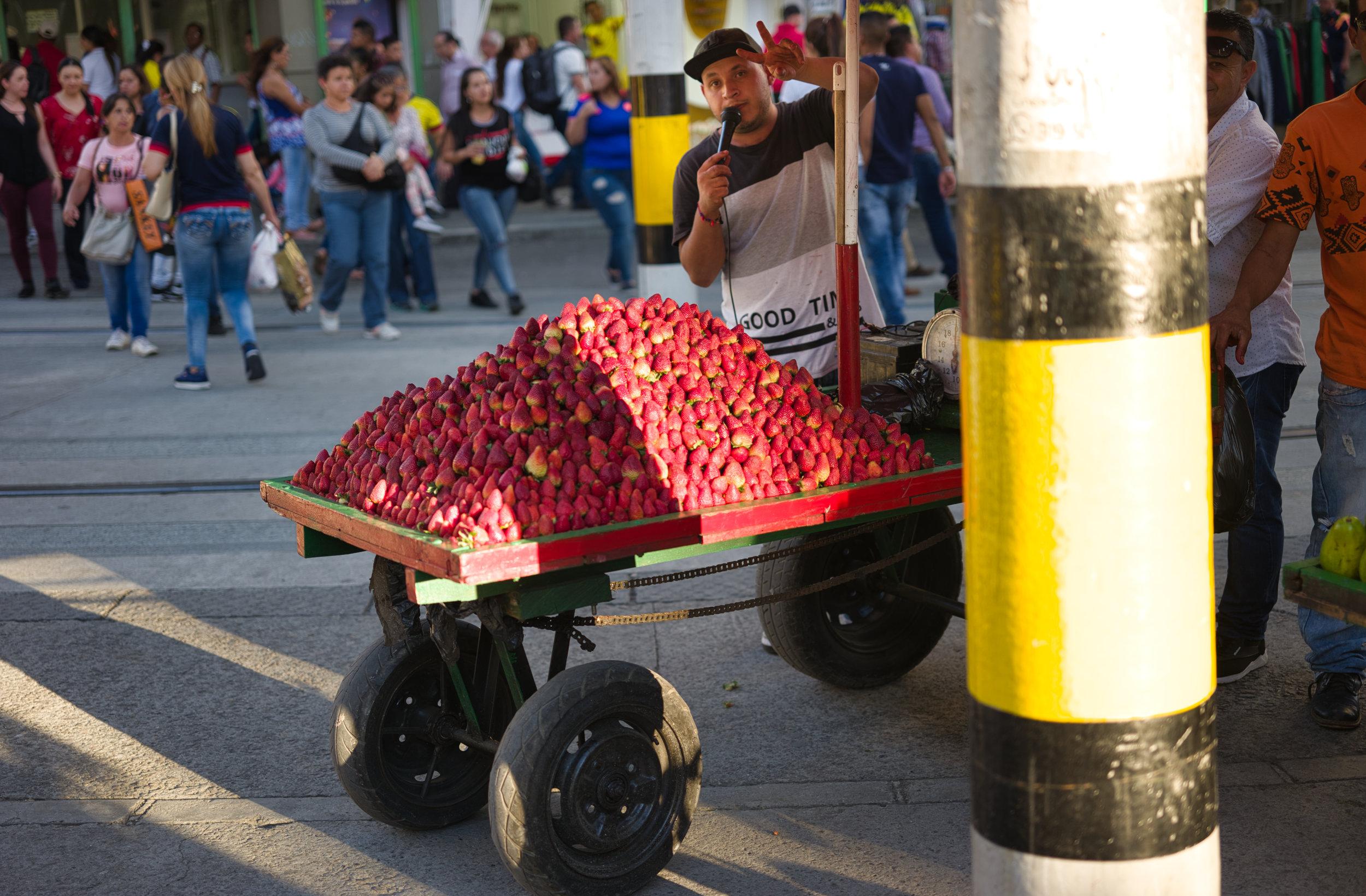 Peace Medellin, Columbia Leica SL 50mm f/2.0 APO Summicron © Keith R. Sbiral, 2018