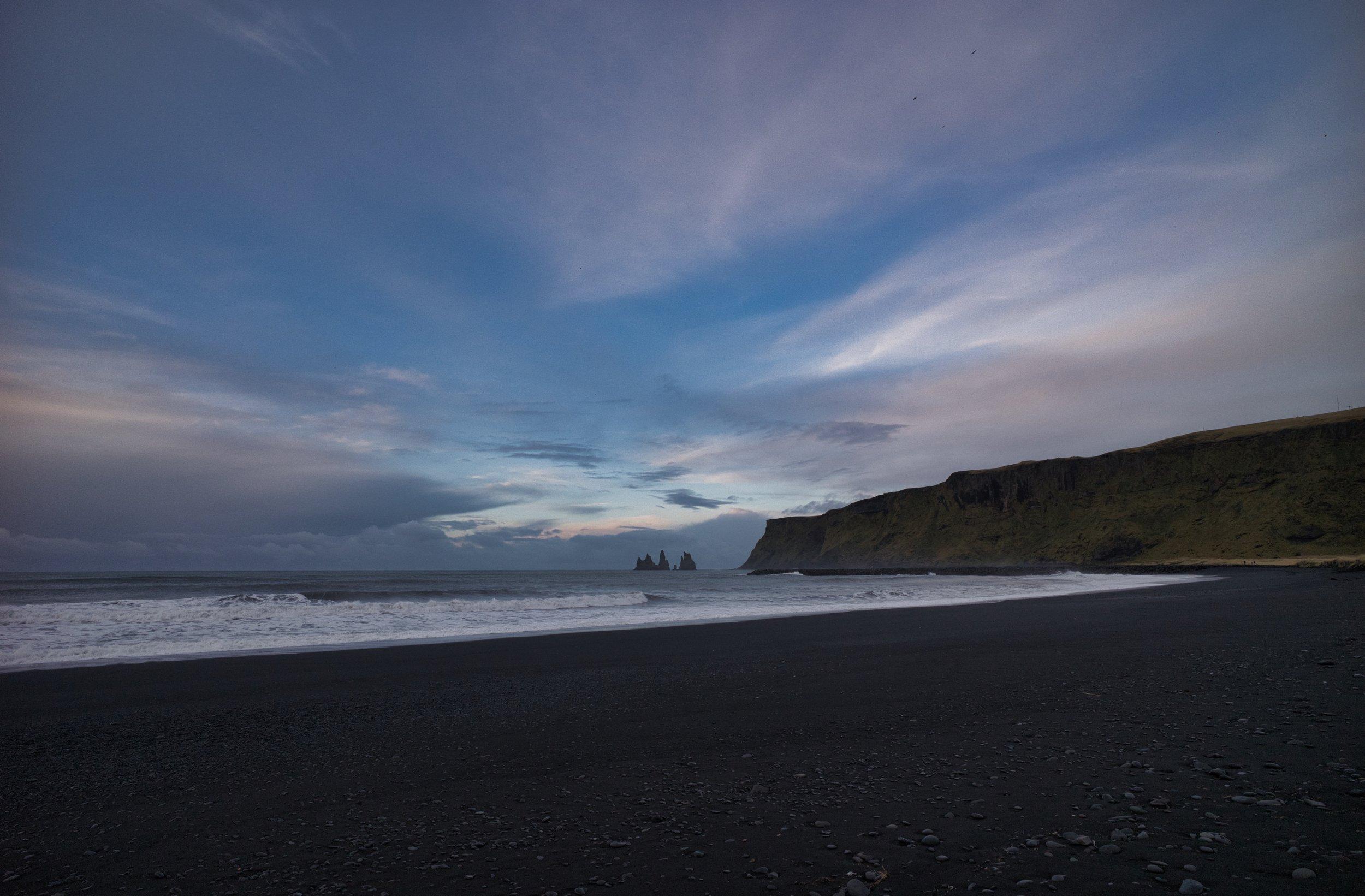 Iceland III Vik, Iceland Leica SL 21mm f/3.4 Super Elmar © Keith R. Sbiral, 2018