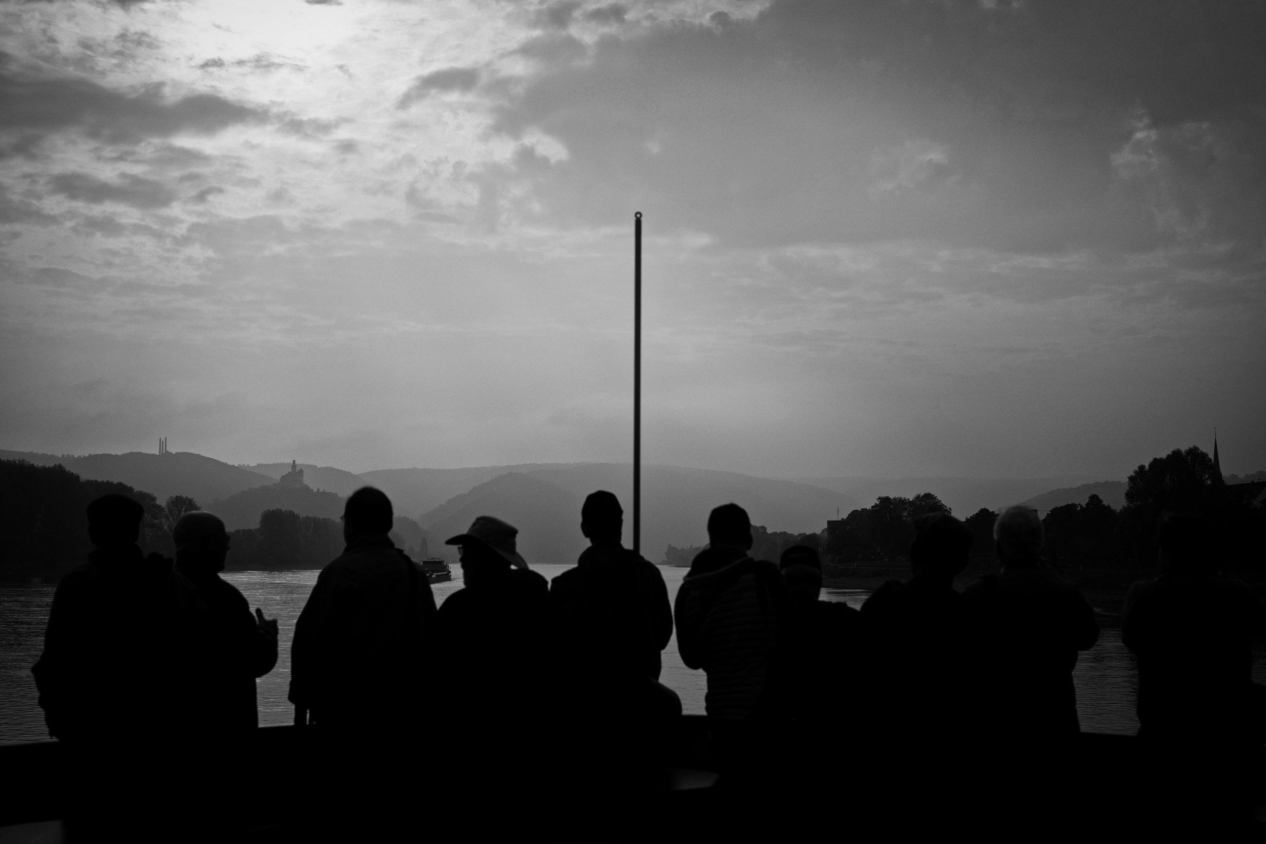 LHSA on the Rhine Rhine River, Germany Leica SL 50mm f/2.0 APO Summicron © Keith R. Sbiral, 2018