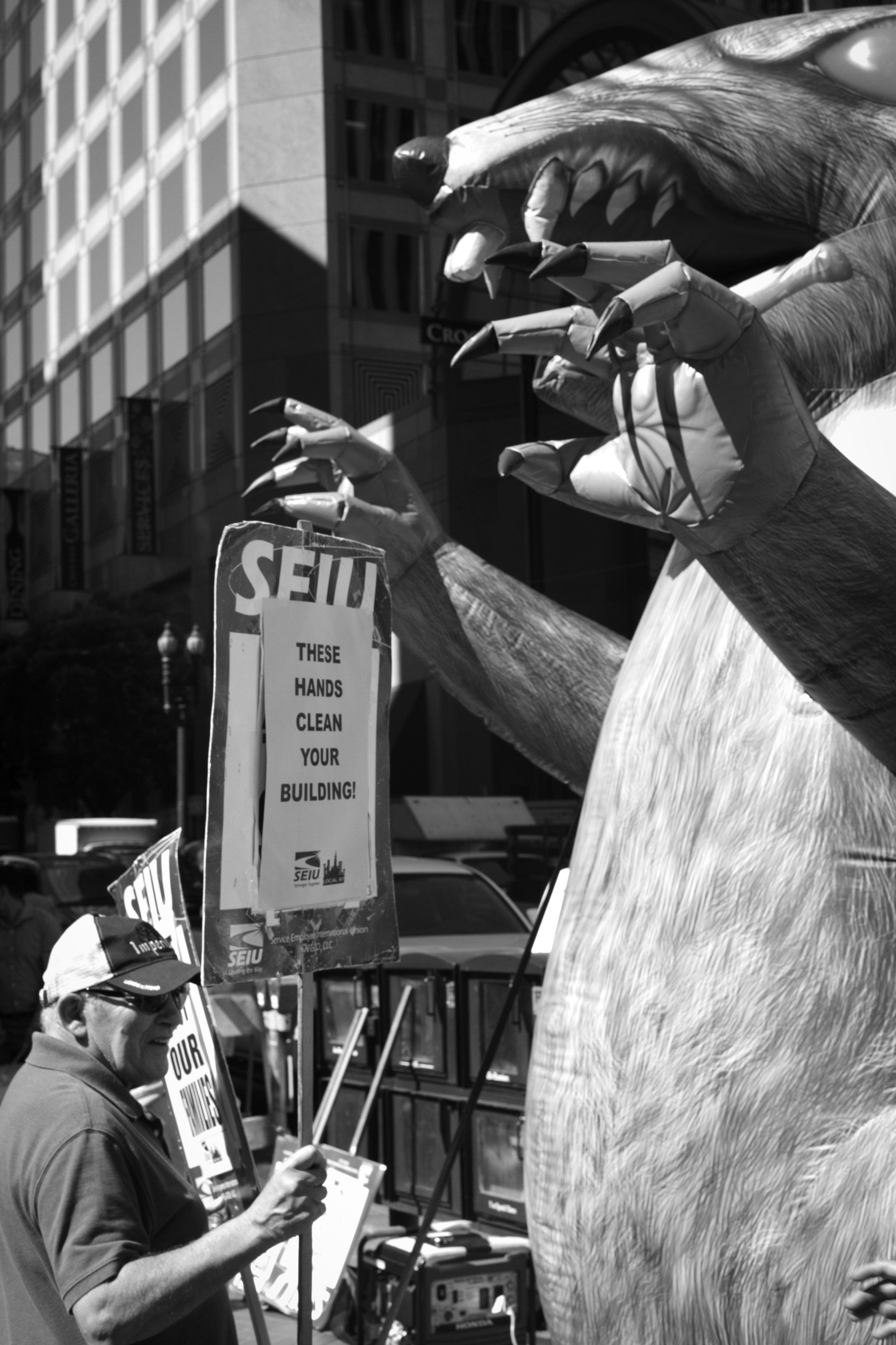 Ratman San Francisco, USA Leica M (Typ 246) 50mm f/2.0 APO Summicron  © Keith R. Sbiral, 2018