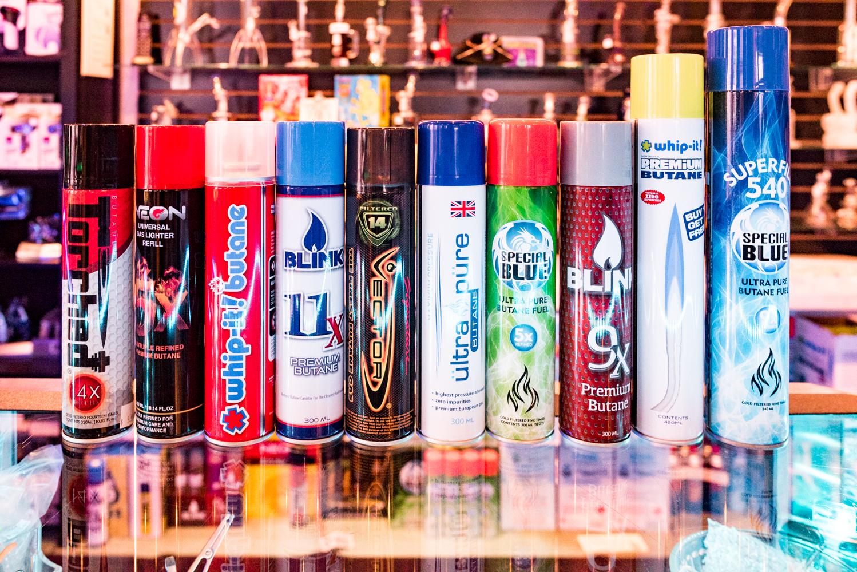 Smoking Accessories — Rusty's Vape & Smoke Shop