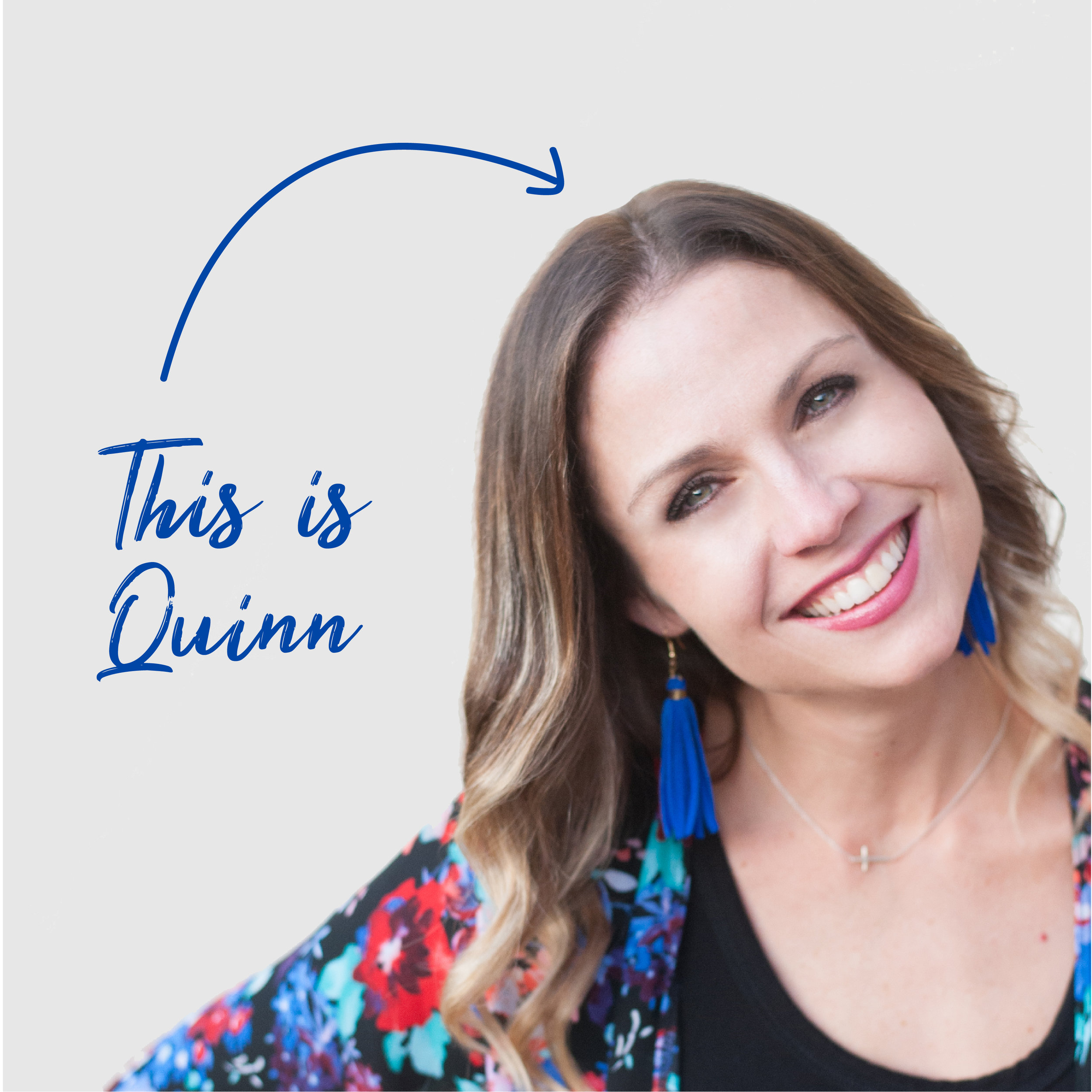10 Serious and silly fun facts about our host, Quinn Kelly -