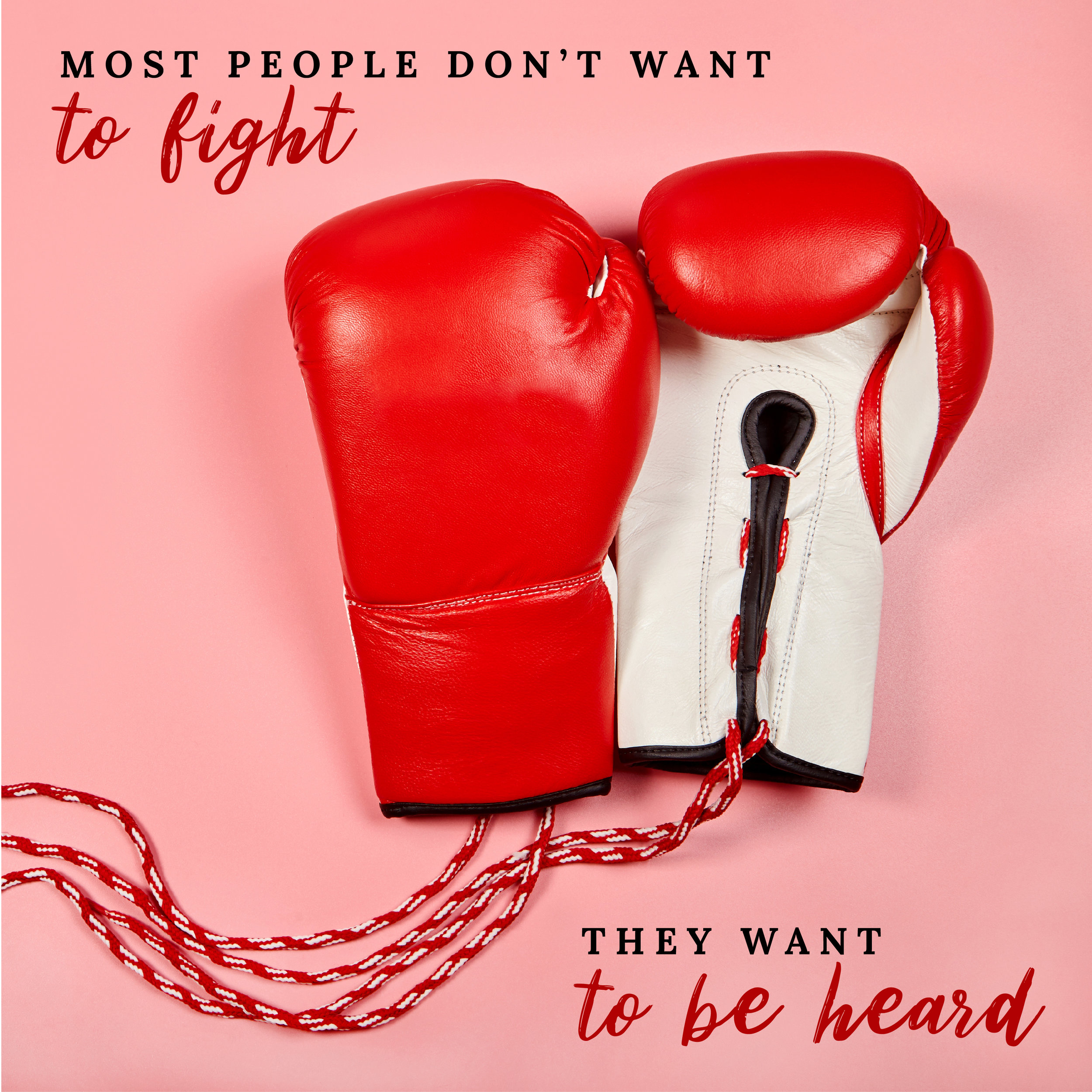 Ways to fight fair when tempers flare. -