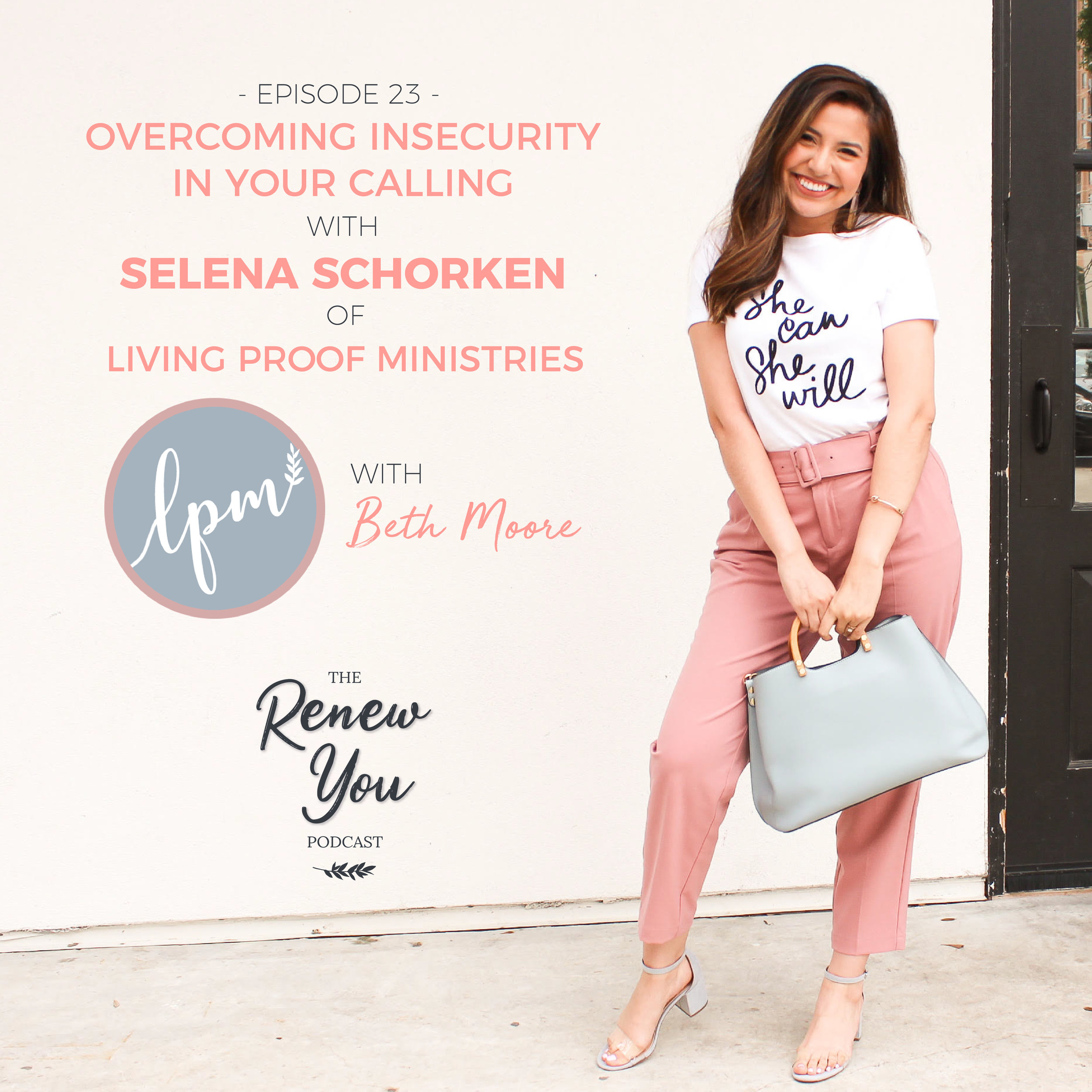 """""""We can all be used powerfully for the glory of God."""" - Selena -"""