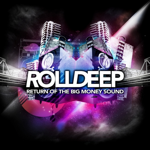 Roll Deep - Saxophones on 'Movin in Circles' Return of the Big Money Sound.