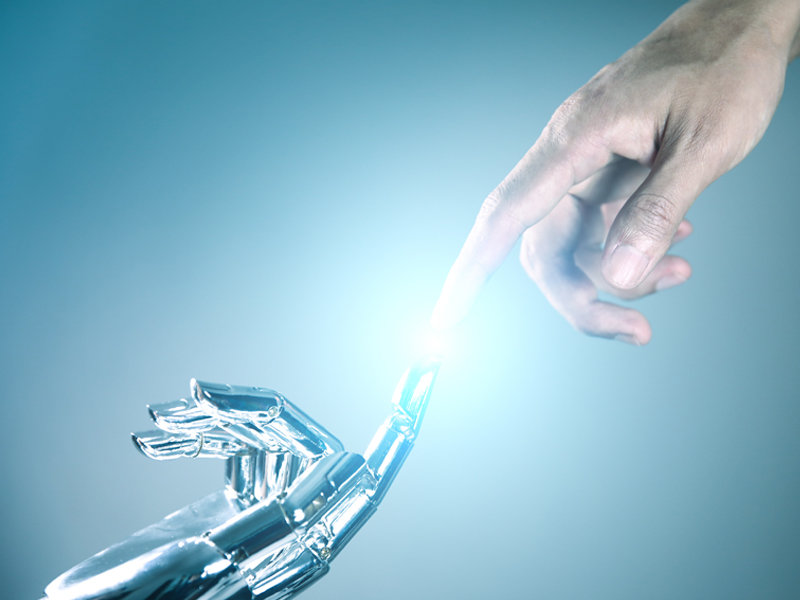 Man-Machine Partnership -