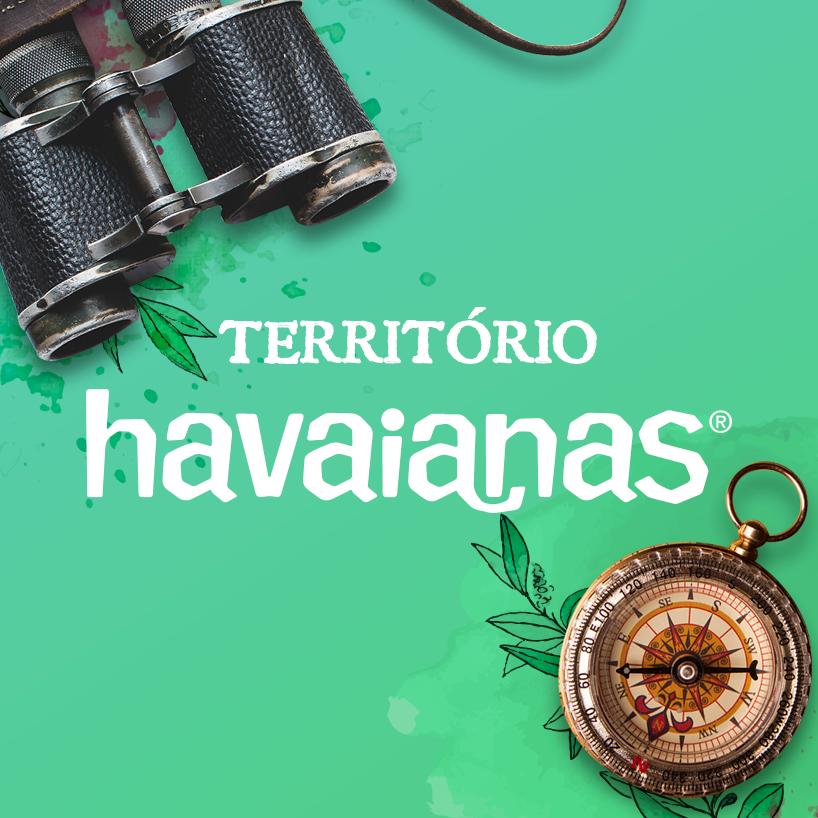 Portal Território - Havaianas