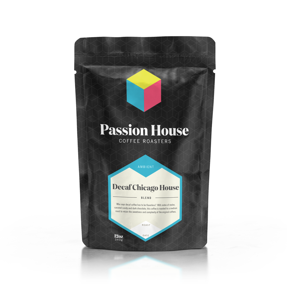 Decaf Chicago House -