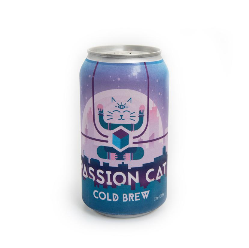 PASSION CAT COLD BREW -