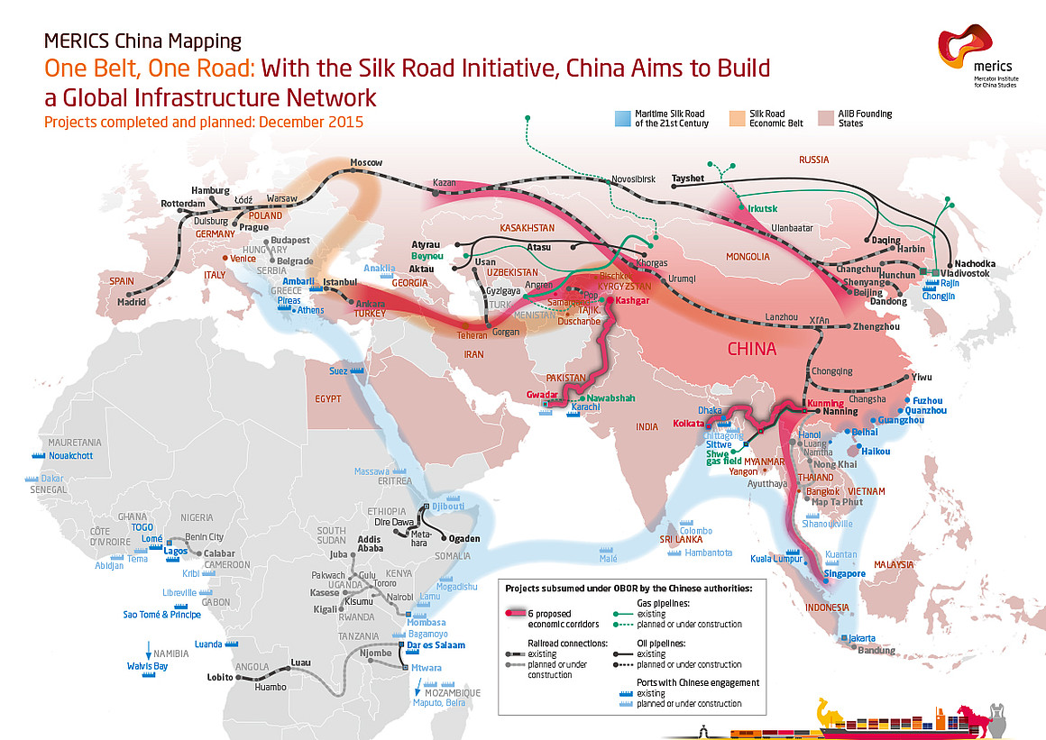 One-Belt-One-Road-OBOR-China-projects