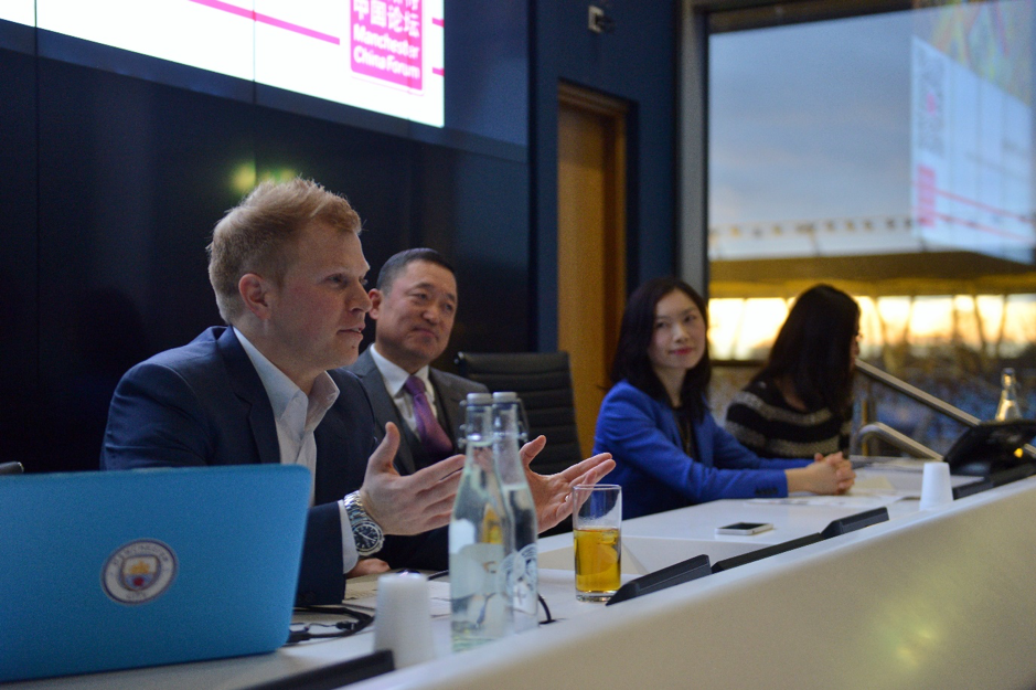 Presenting to UK-China Infrastructure Alliance Academy