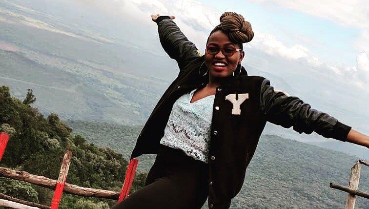 Hiking in Naivasha in Kenya