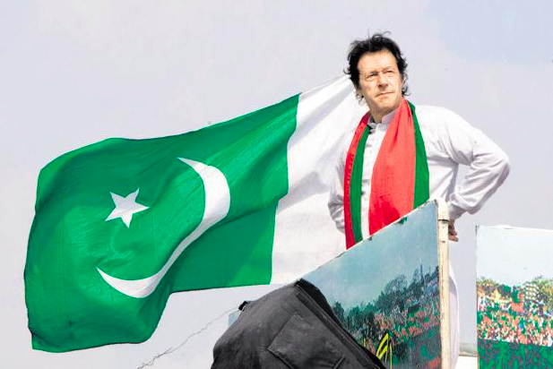 Pakistan's Prime Minister Imran Khan has been forced to go to the IMF for emergency funding Source: Livemint