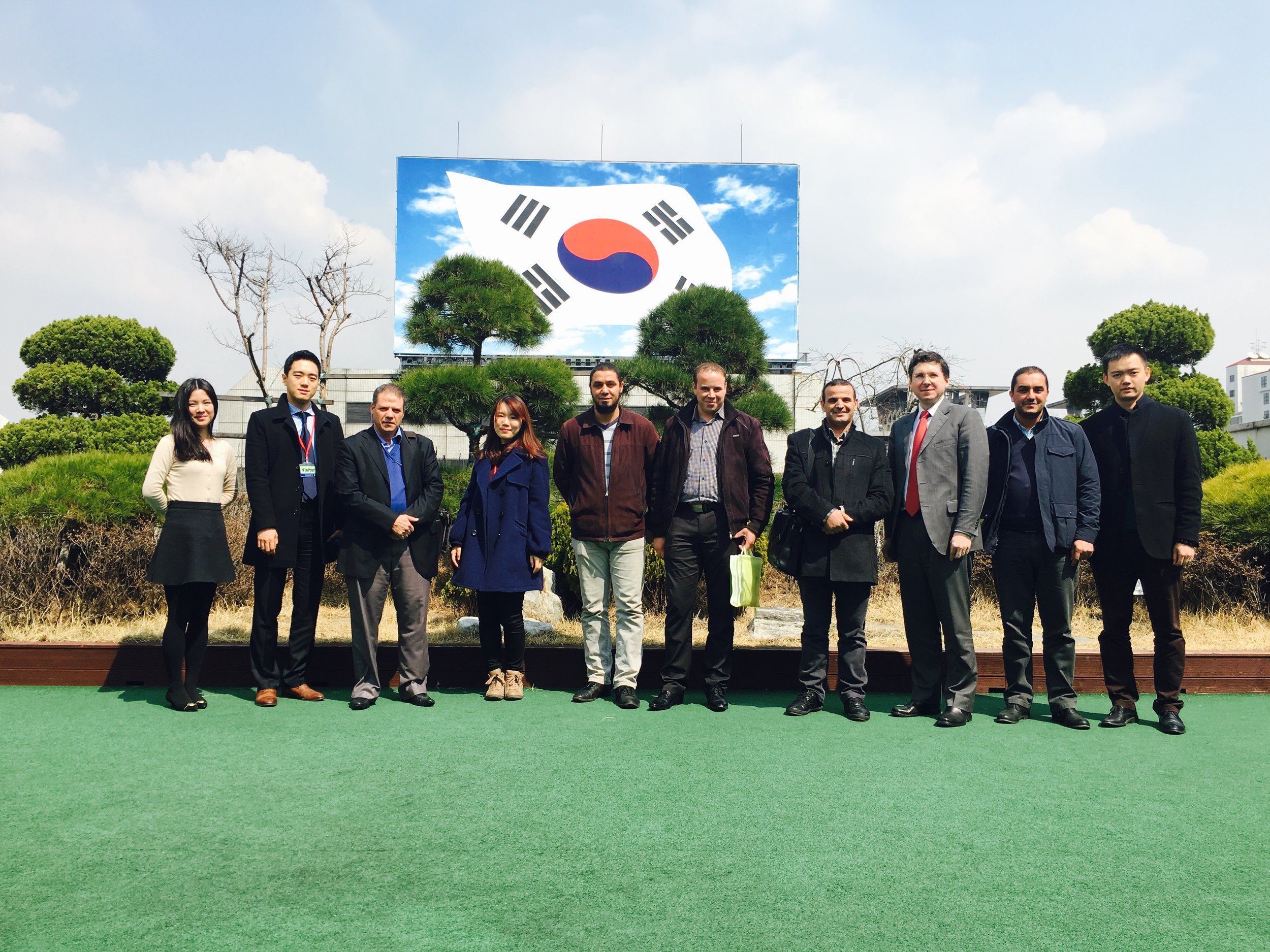 Algerian client (SPE) with Siveco and Hyundai Engineering in Korea - March 2016.jpg