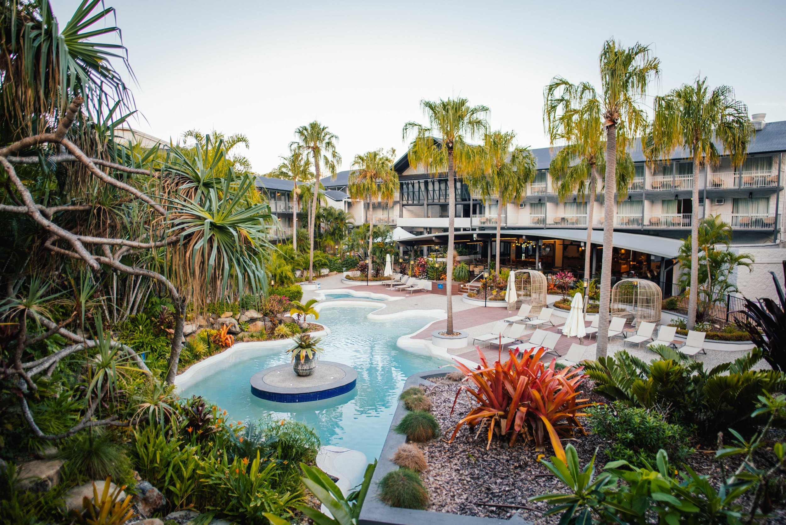 Mantra - Airlie Beach - A new look for the famous Mantra Club Croc hotel in Airlie Beach, Queensland