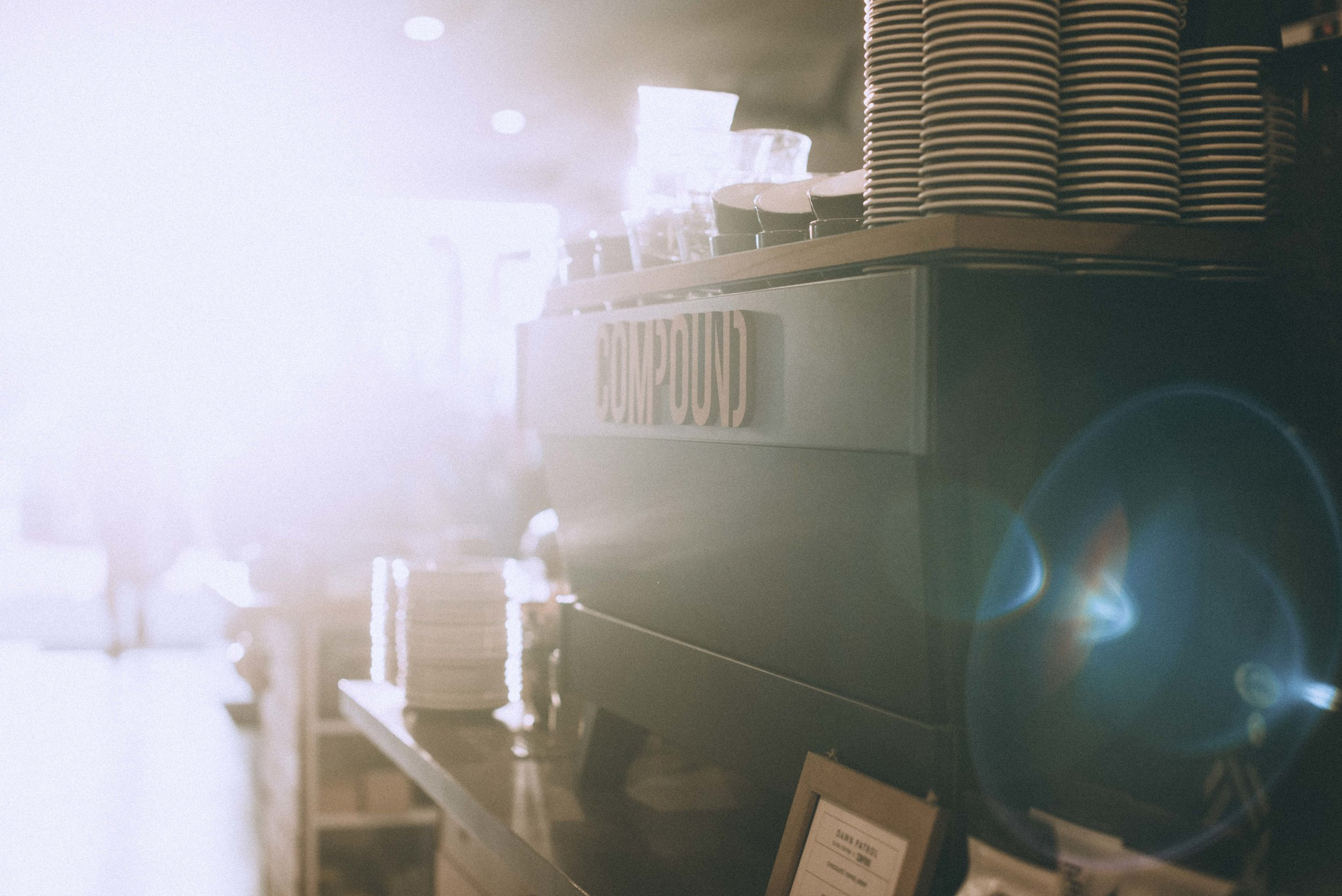 Compound Cafe - Sunshine Coast - Content produced for Compound Surf and Espresso