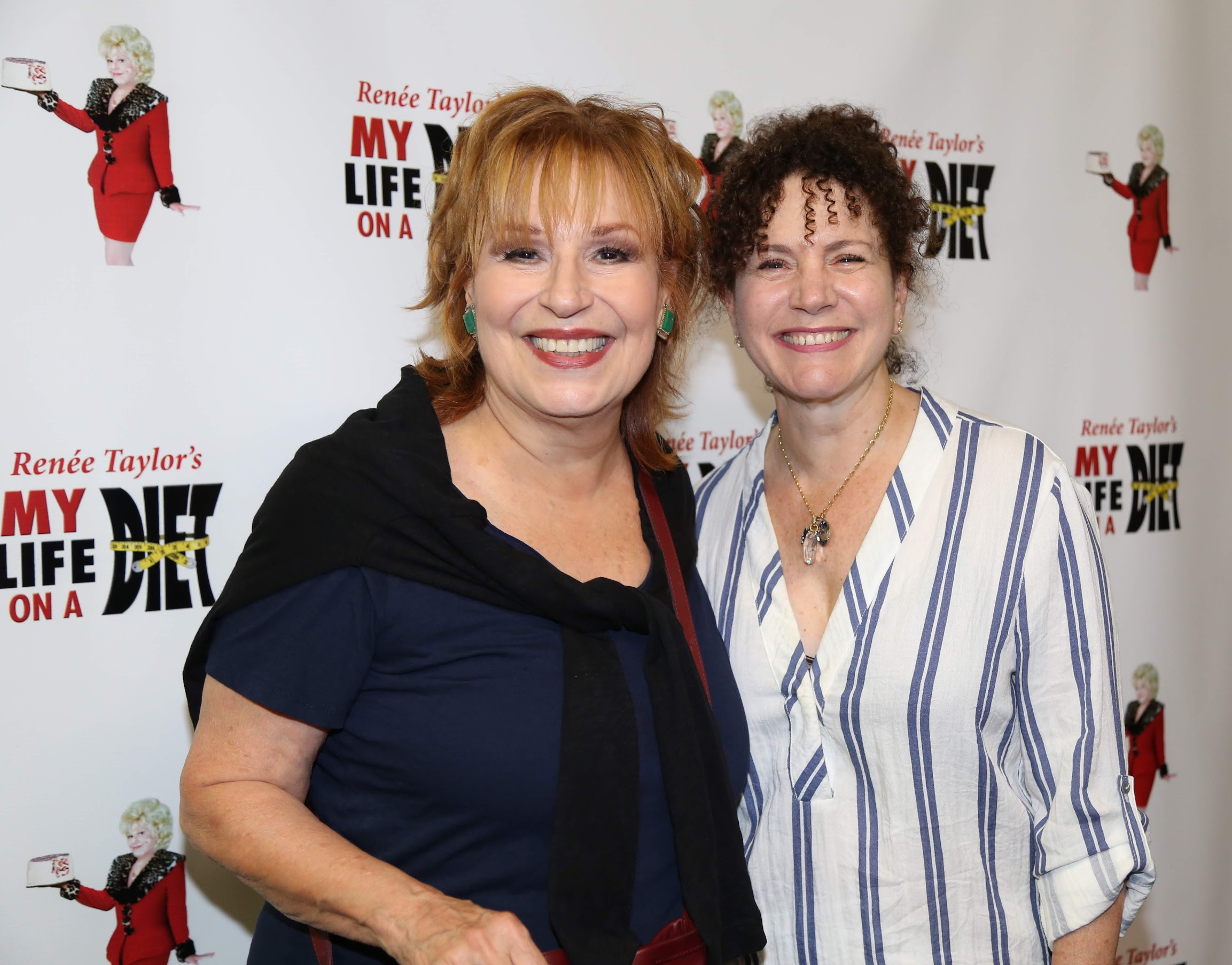 Joy Behar and Susie Essman
