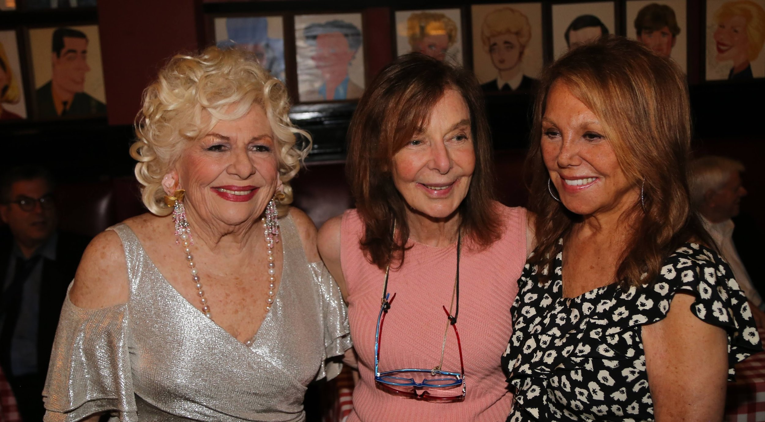 Renée, Elaine May, Marlo Thomas