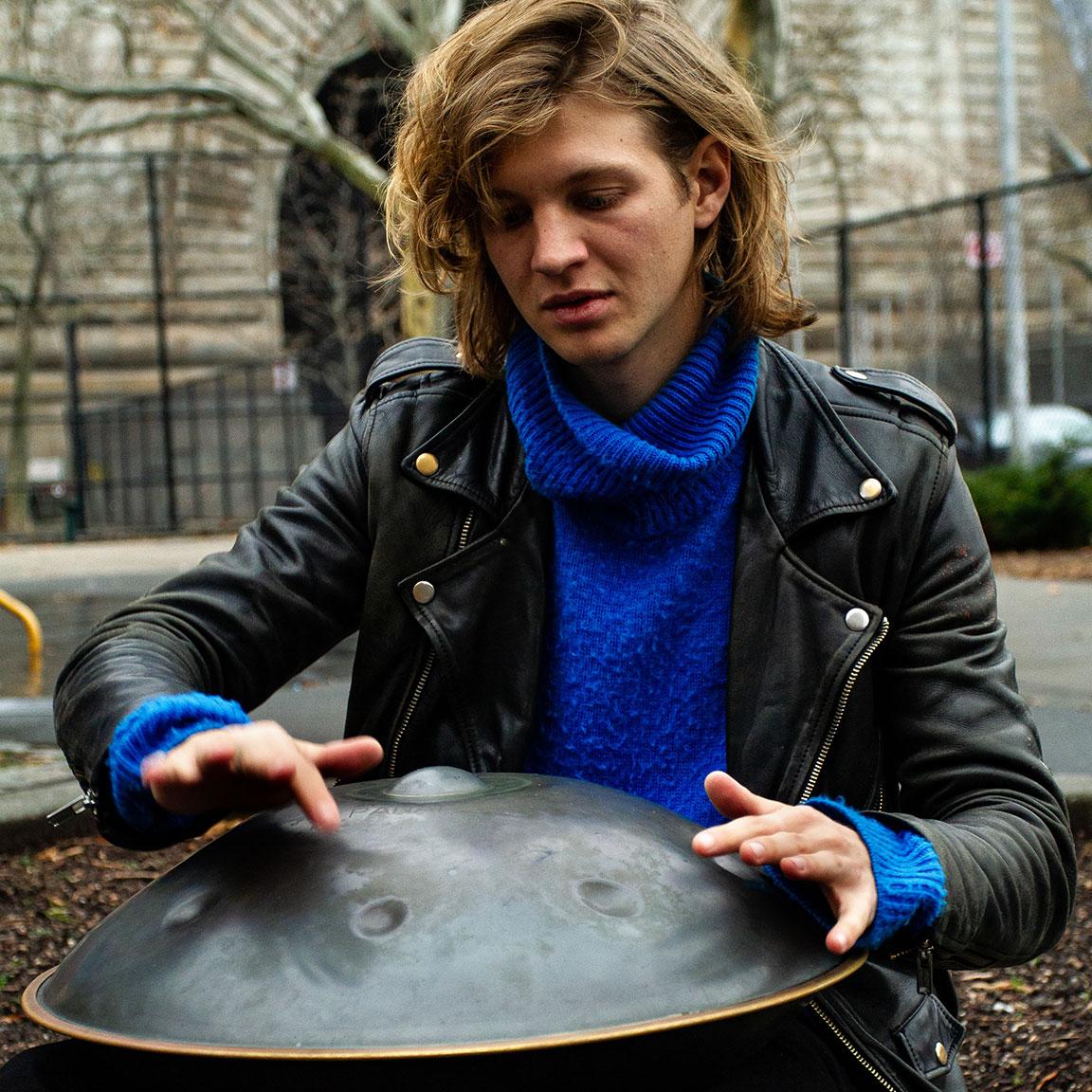 REX DETIGER - Drummer & Interactive Artist