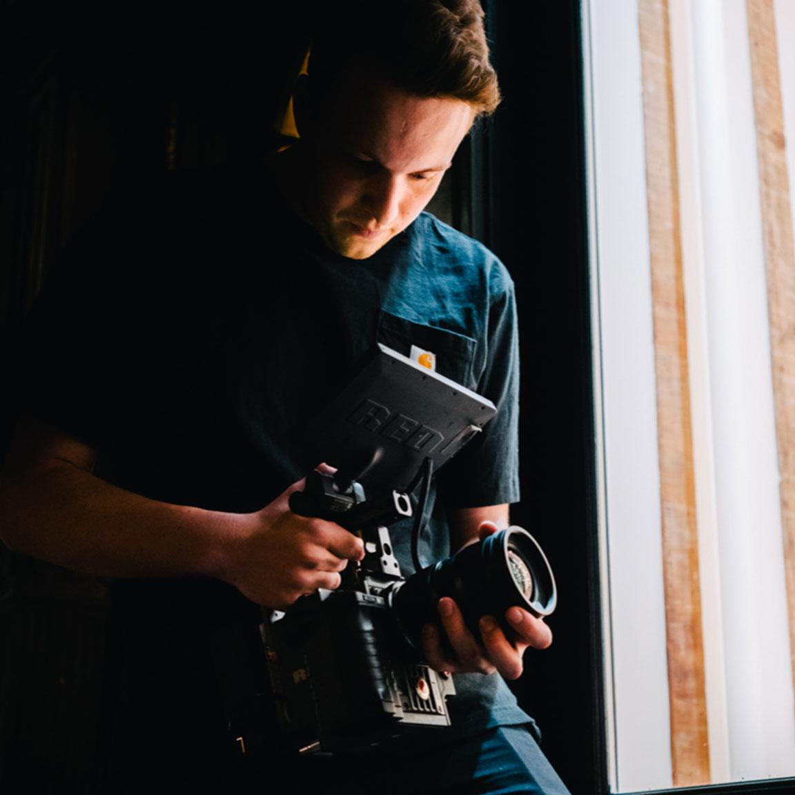 MATT LUCIER - Director