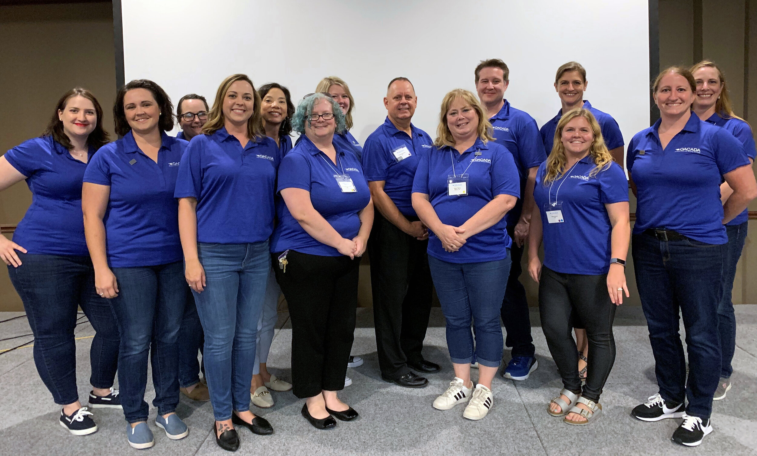 OACADA Steering Committee, Fall 2019 Conference