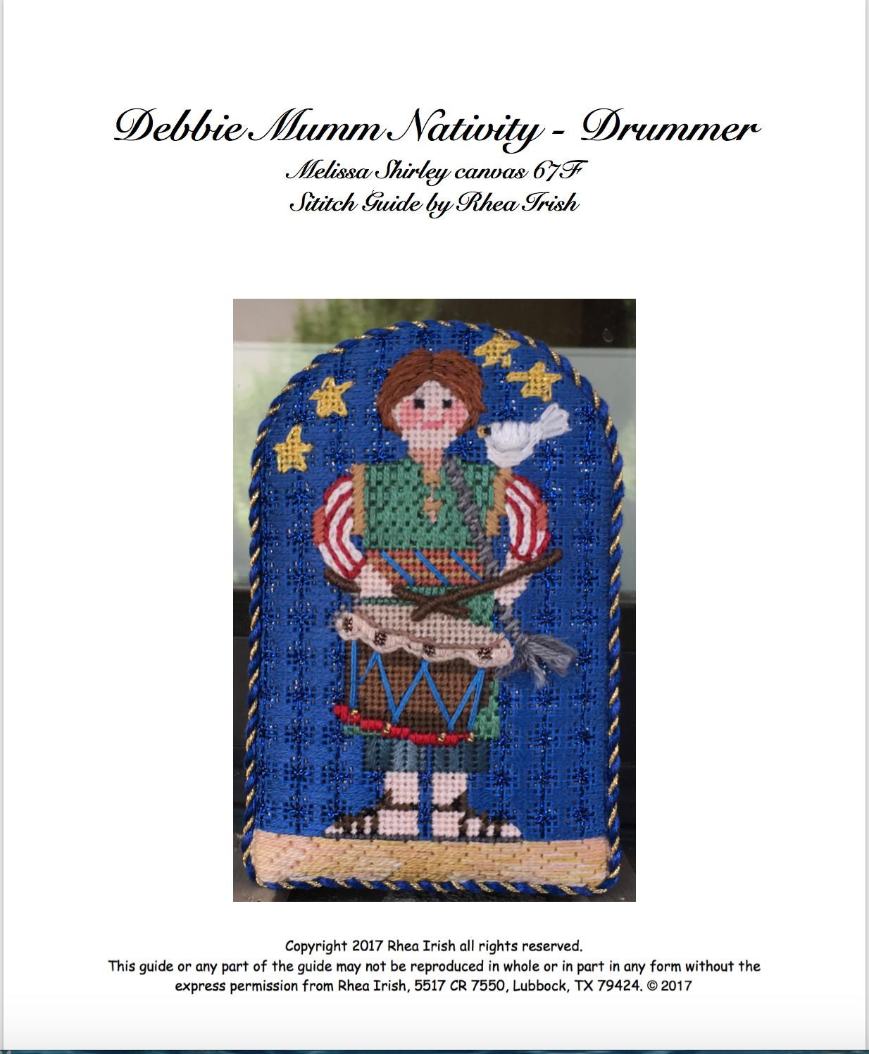 Debbie Mumm Nativity-Drummer.png