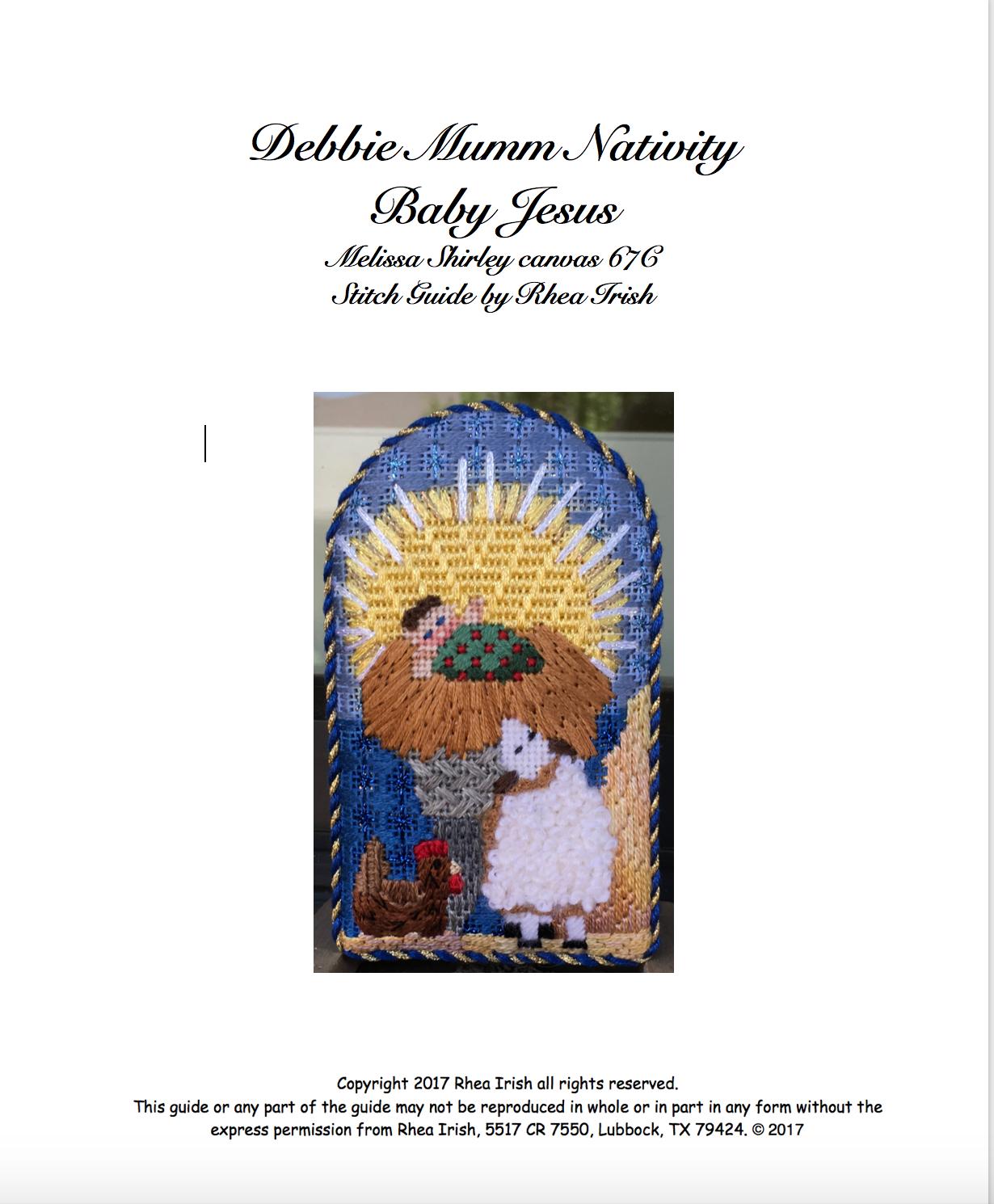 DebbieMumm Nativity-Baby Jesus.png