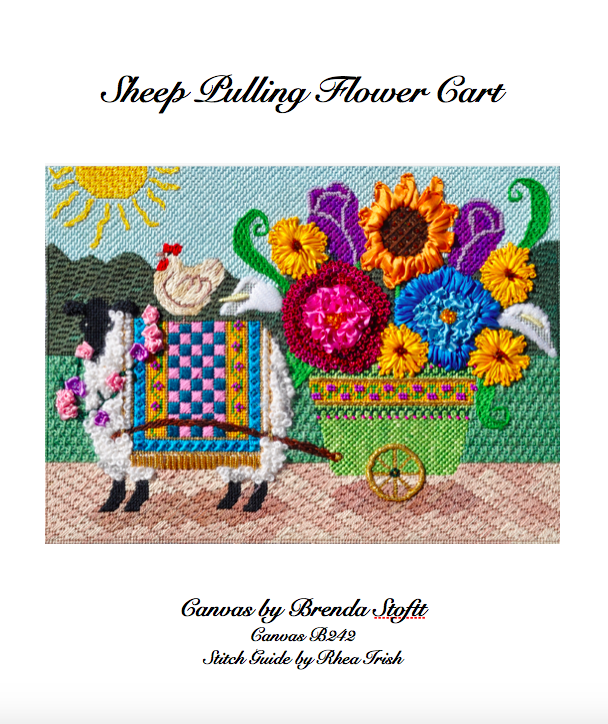 Sheep Pulling Flower Cart.png