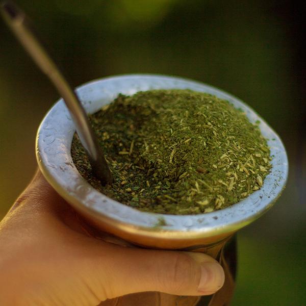 yerbamate tea -