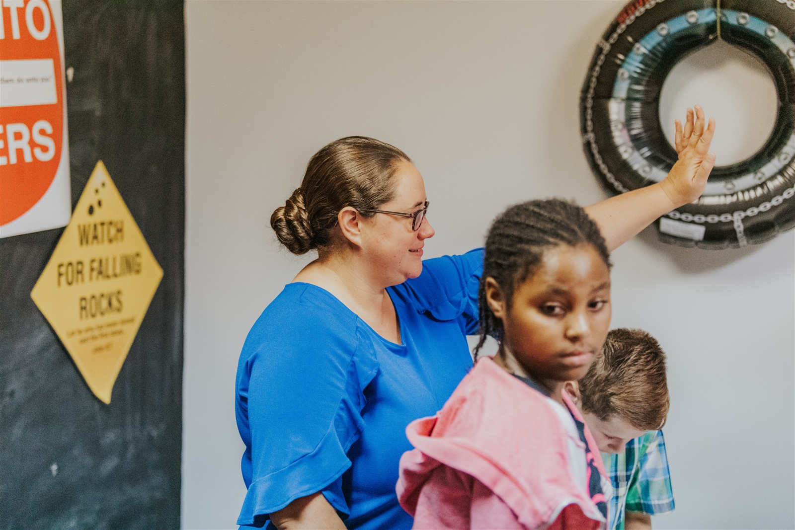 4. Join a Serve Team - There is nothing as fulfilling as making a difference in someone else's life! The opportunities to serve at Branches Church are continually expanding.