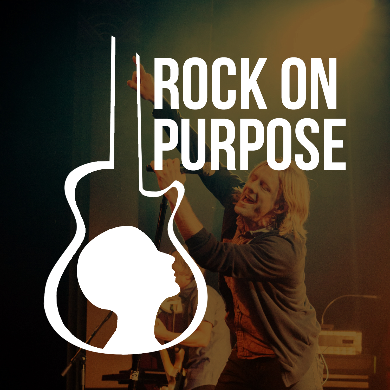 Logo design for  Rock On Purpose