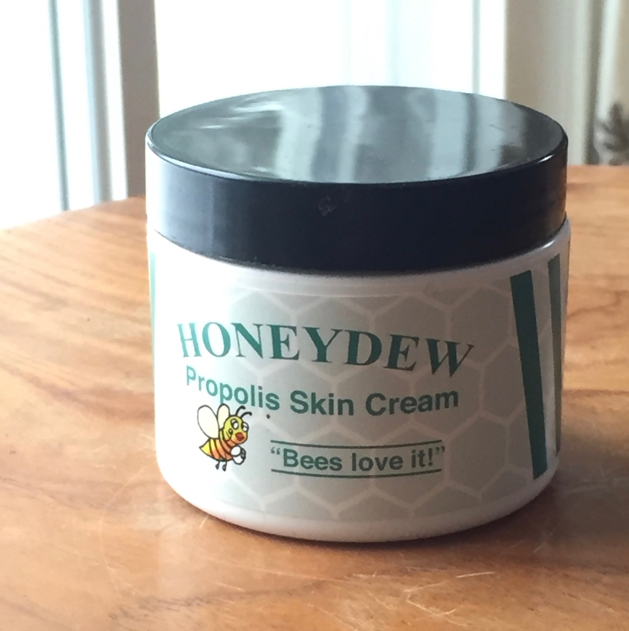 Honeydew cream.. a skin-saving salve during the winter months!