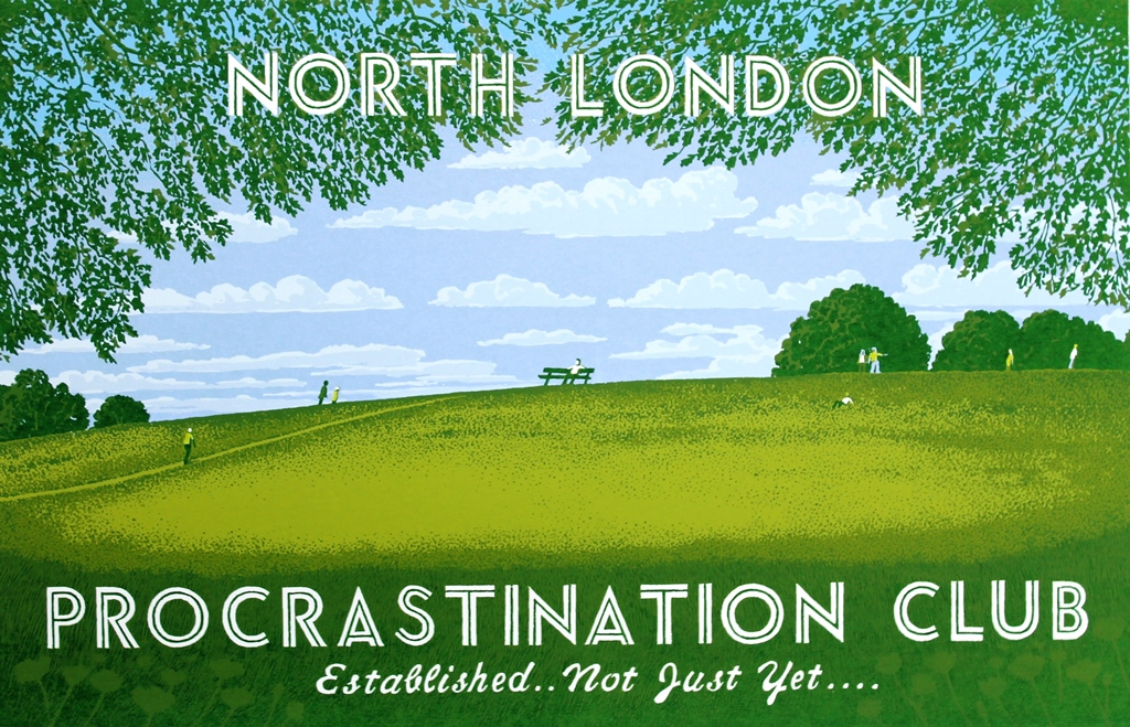 North London Procrastination Club II