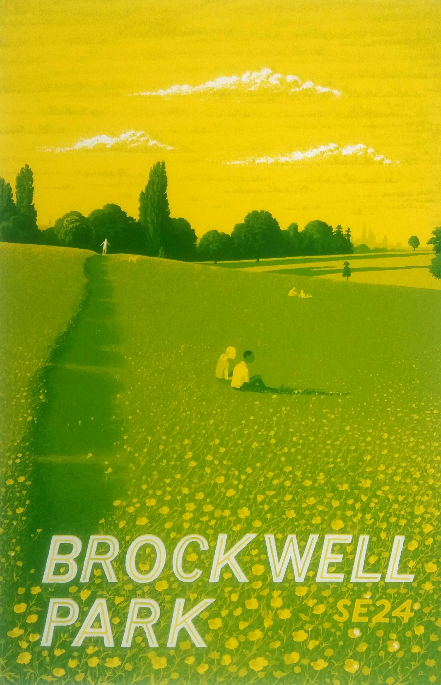 Brockwell Park, SE24