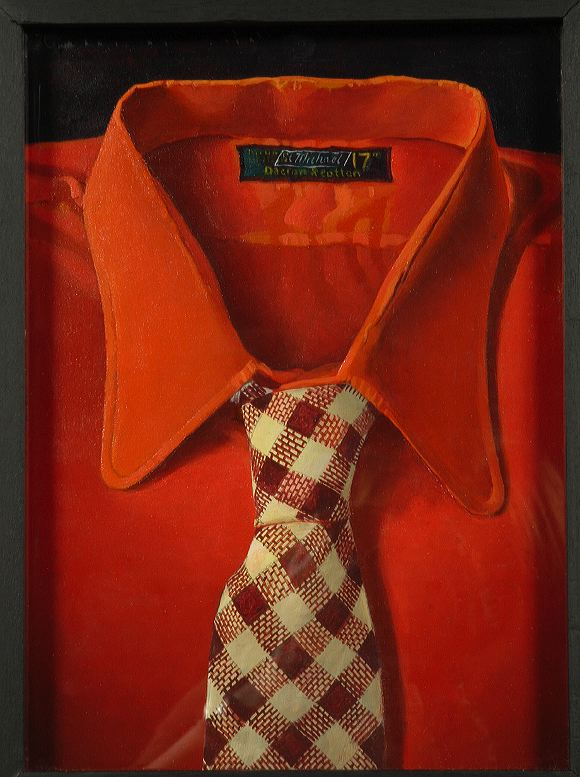 Coordinated shirt II.  Martin Grover