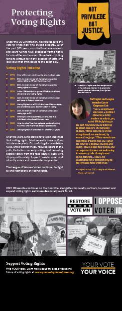 Panel 8 - Voting
