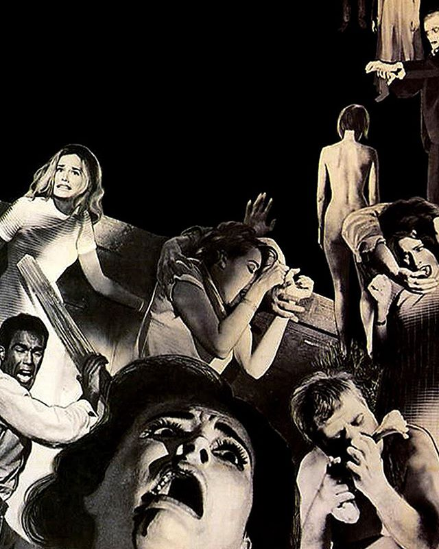 Day 15: NIGHT OF THE LIVING DEAD (1968; Dir. George Romero) — I really, really don't like zombies or zombie movies. But I remember this one scaring the hell out of me in the middle of the afternoon, watching with my mom when I was 12, so, I have crazy respect for it. Still as effective as ever. — #halloween #31daysofhalloween #31 #october #horror #horrormovies #horrorfans #halloweencountdown #horrorwriter #horrorlover #nightofthelivingdead #livingdead #zombie #zombies #zombieapocalypse #georgeromero #classichorror