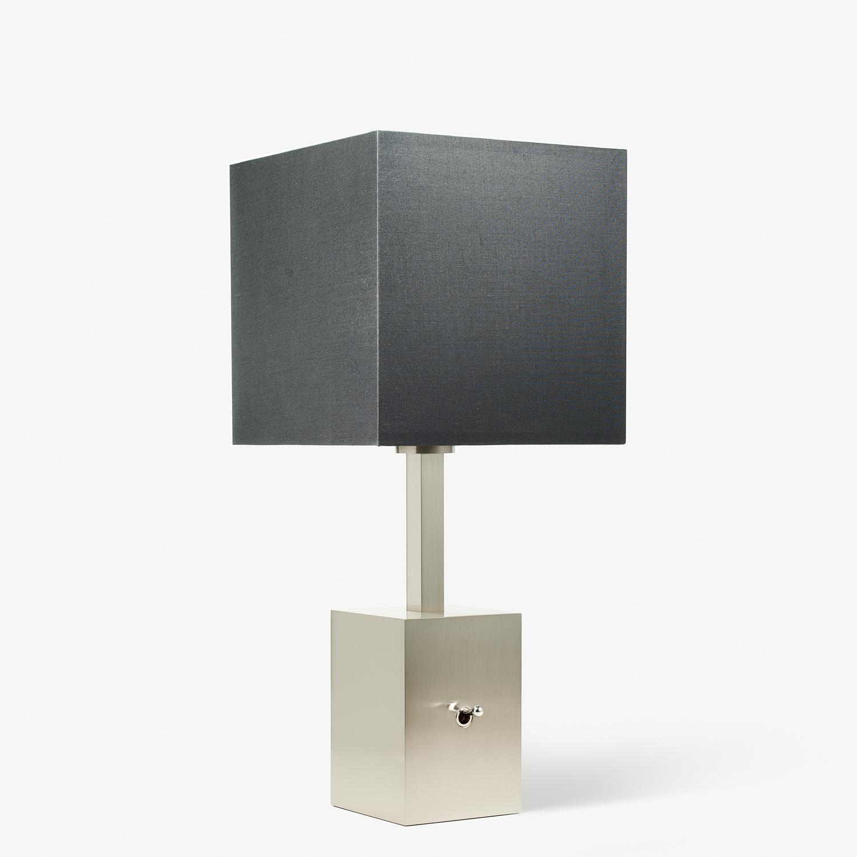 Table Lamp - Montmartre - Nickel Brossé Base.jpg