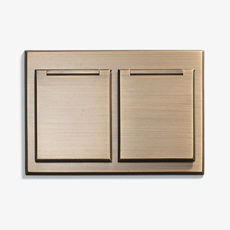 117 x 82 - Duplex Outlet - Covers - Bronze Médaille Allemand 1.jpg