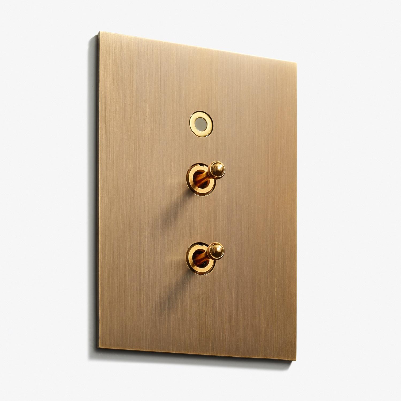 82 x 117 - 2 INV + VOY Q8 LED Indicator - Hidden Screws - Straight Edge - Bronze Médaille Allemand 2.jpg