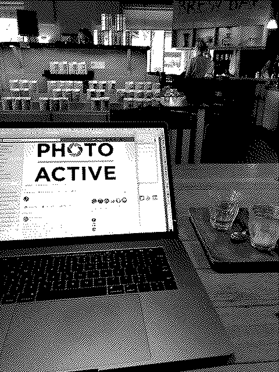 A photo made with Bitcam.