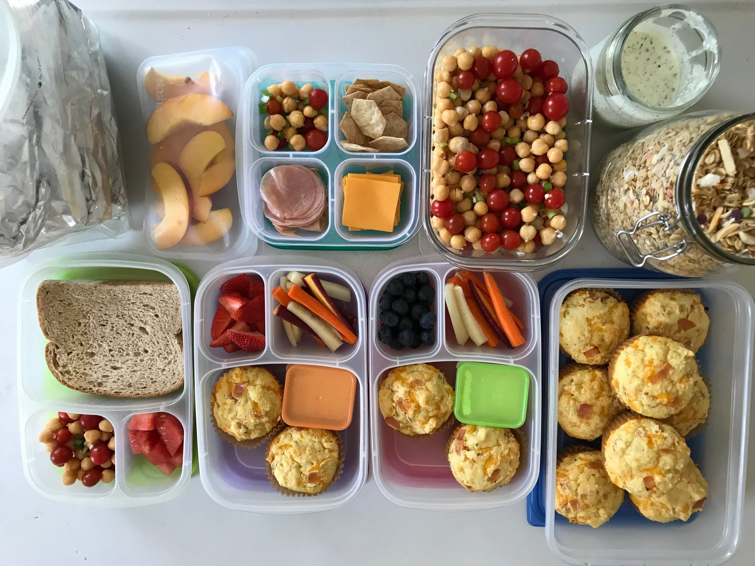 Tips for meal planning and preparing meals for families
