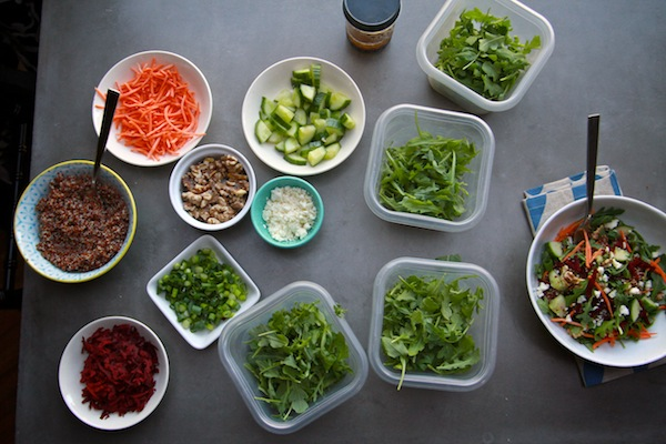 Tracy's Reset Button Salad on Shutterbean | Didn't I Just Feed You podcast