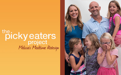 Melissa d'Arabian: The Picky Eaters Project at Food Network | featured on Didn't I Just Feed You podcast