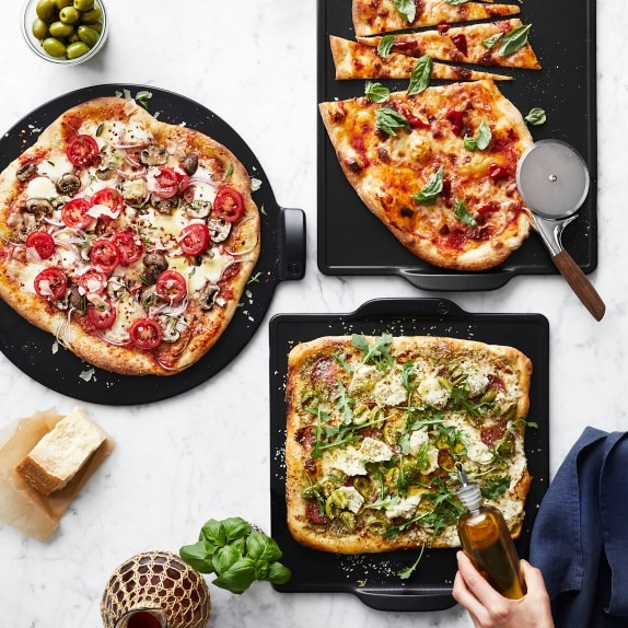 Emile Henry Pizza Stone at Williams-Sonoma | Didn't I Just Feed You 2018 holiday gift guide